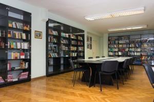 učenički dom | domska knjižnica