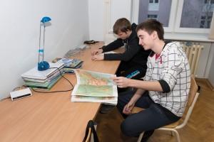 učenički dom | učenici uče