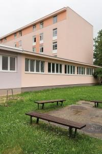 učenički dom | zgrade doma